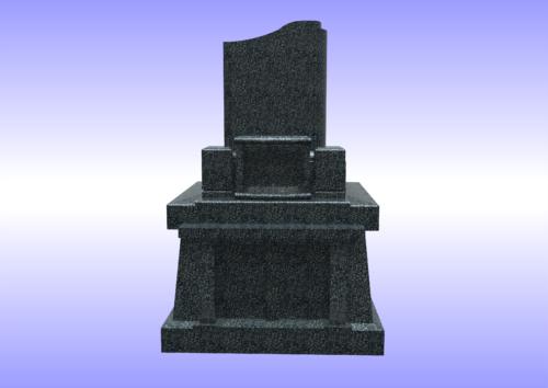 デザイン型墓石 正面 画像