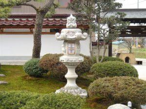 太閤型春日灯籠