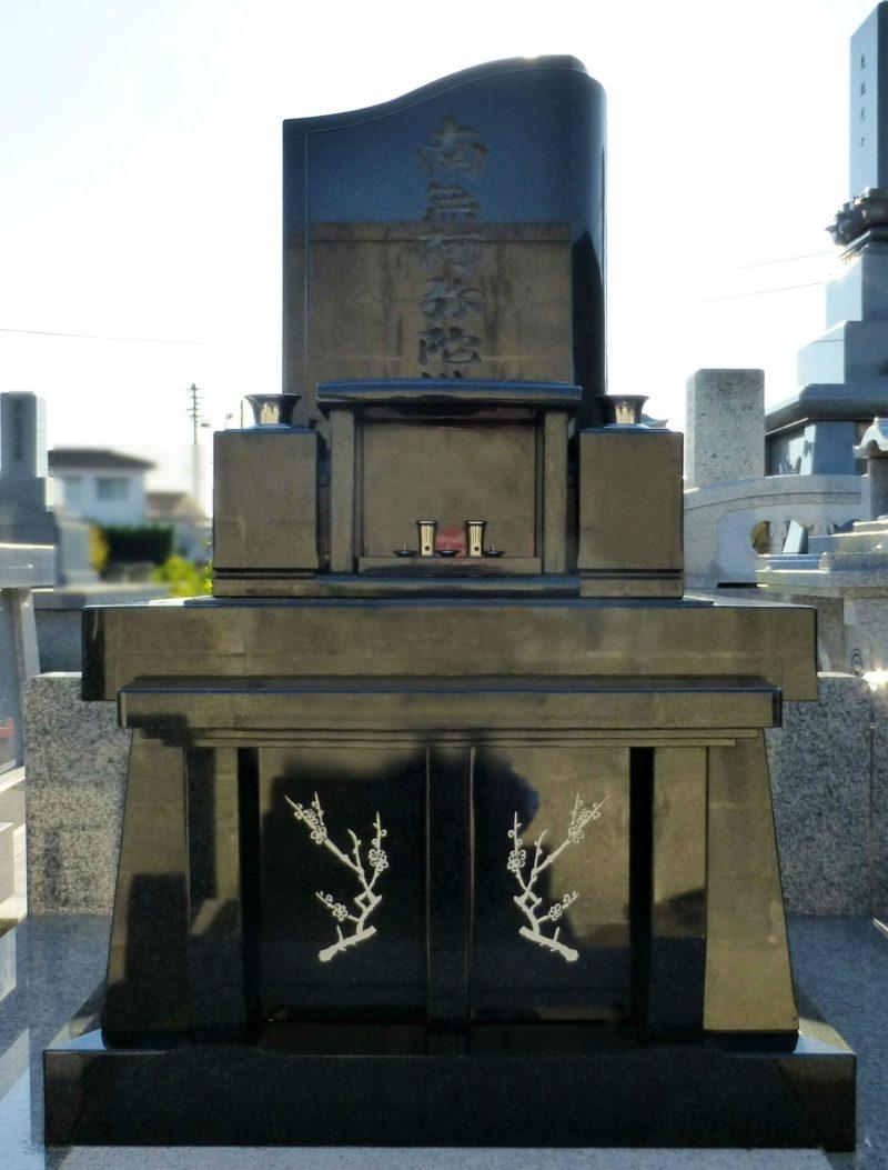デザイン型墓石 写真