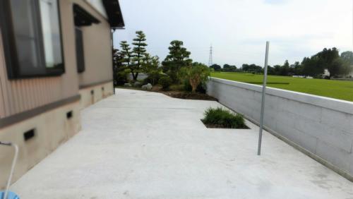 土間コンクリート 写真3