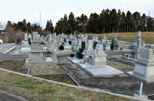 滑川メモリアル墓苑 写真