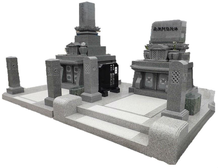 墓石・施工例